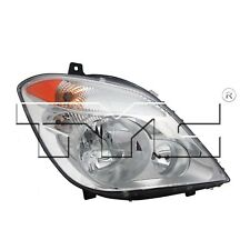 For Sprinter 2500 3500 W906 Passenger Right Halogen Headlight Assembly NSF TYC