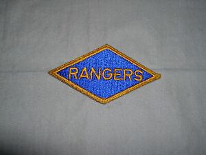 WW2 Ranger Battalion Diamond