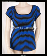 City Chic Winter Stripe Top Size 20 (Large) New Without Tags Smart Casual