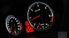 X5 M X6 M X5M X6M OPTIK TACHO (LED) UMBAU WEISS für BMW X5 E70 & X6 E71