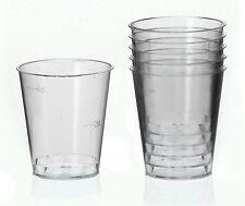 500 Schnapsbecher Schnapsglas Plastikbecher Medizinbech Einweg 2cl - 4cl