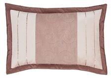 Taies d'oreiller roses en polyester