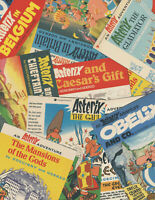 Asterix and Obelix SC Graphic Novels Goscinny and Uderzo U-Pick DARGAUD