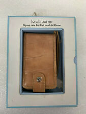 Liz Claiborne New Flip up Case for iPod touch & iPhone Caramel