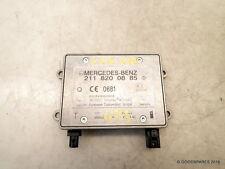 Aerial Signal Amplifier-2118200885-06 Mercedes CLK 220 Cdi w209 Auto ref.475