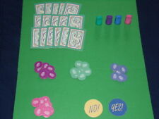 THE BABY-SITTERS CLUB MYSTERY GAME  Replacement Parts 1992 YOU CHOOSE! U-PICK!