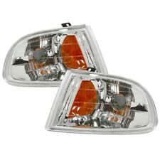 Euro Clear Lens Corner Turn Signal Lights Lamp for 92-95 HONDA CIVIC 2DR 3DR HB