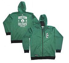 Boston Celtics NBA Kapuzen Hoodie Trainingsjacke Übergrößen 3XLT 4XLT