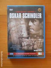 DVD OSKAR SCHINDLER - ENTRE CRACOVIA Y AUSCHWITZ - LA SEGUNDA GUERRA MUNDIAL (7V