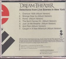 dream theater  limited edition cd