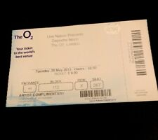 DEPECHE MODE TICKET Delta Machine Tour London O2 Arena 28 May 2013 Sort After!