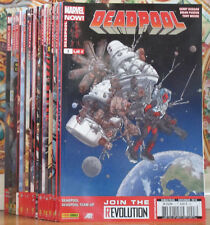 LOT : DEADPOOL (Marvel France 4eme Série) / PANINI COMICS / TBE