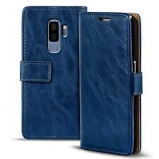 Handy Tasche Hülle Samsung Galaxy S9 Plus Case Klapphülle PU Leder Wallet Cover