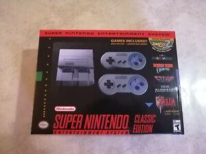 Super Nintendo Entertainment System Classic SNES Mini Edition