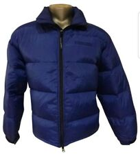 MINT Polo Sport Ralph Lauren BLUE Hooded Down Puffer Jacket Mens LARGE