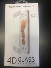 Full 4D Tempered Glass Screen Protector iPhone 6 Plus