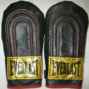 Everlast speed bag training gloves style 4312 adult size with vented palms