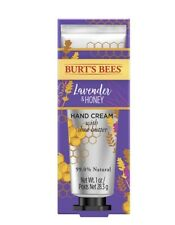 Burt's Bees Shea Butter Lavender And Honey Hand Cream - 1oz