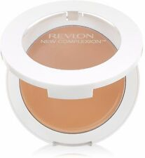 Revlon New Complexion One-Step Compact Makeup, Sand Beige 0.35 oz (Pack of 2)