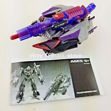 Transformers Rage Over Fall of Cybertron Megatron Transparent Clear Excl.