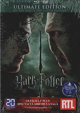 Harry Potter Heiligtümer Des Todes 7.2,Ultimate Steelbook Editio,Blu Ray,NEU&OVP