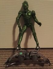 2002 Marvel Spider-man Green Goblin Action figure with Glider