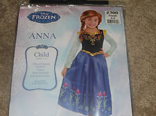 Disney's Frozen Anna Girls Child Costume Small sz 4-6