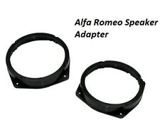 CT25AR02 ALFA ROMEO 147 2000 to 2011 165mm FRONT OR REAR SPEAKER RING ADAPTORS