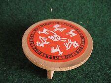 TABLE RONDE EN BOIS   CART 27