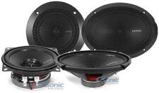 "2) Rockford Fosgate R14X2 4"" 60W + 2) R169X2 6x9"" 130W 2-Way Car Audio Speakers"