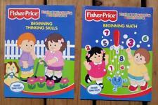 Fisher Price Buy 2 Get 1 Free! Beginning Math & Beginning Thinking Skills [K]