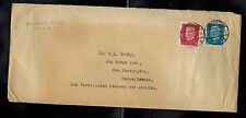 1930 Berlin Germany long Cover to USA