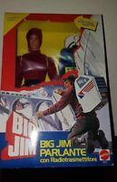 Big JIm Talking Parlante Catalogo 9612 - Made in Italy - Anno 1984 rara versione