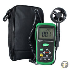 Alphatek TEK1313 Digital Thermo-Anemometer/Wind Speed/Air Velocity Meter