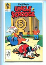 UNCLE SCROOGE #264 HI GRADE 9.0 HILARIOUS COVER GEM