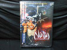 Ninja Resurrection - Revenge of Jubei / Hell's Spawn (DVD, Full Screen, 2008)