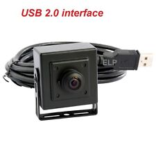 CCTV Security Spy Hidden 1MP with 170 Degree Fisheye Lens Covert Pinhole Camera