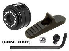 for Mossberg Shotgun 500 590 835 930 935 Slide Safety Mag Follower Kit Black