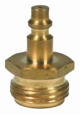 Camco 36143 Blow Out Plug with Brass Quick Connect New Water Lines Accessories
