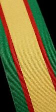 Army Cadet League of Canada Volunteer Medal, Full Ribbon 34mm, 12 inchs