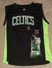 RAJON RONDO Boston Celtics Kids sz. Youth Medium Jersey Made by Majestic NBA New