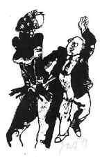 Heinz JOST - CHARLESTON Tanzen Sie rief BECKY machenes wie ich 1961 Handsigniert