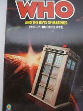 Doctor Who Sci Fi TV Tie-In BBC Vintage Paperback Science Fiction Series Dr Lot