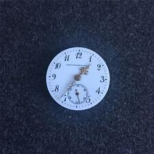 VINTAGE 25.8MM LONGINES PRIVATE LABEL OPENFACE POCKETWATCH MOVEMENT CAL 11.62