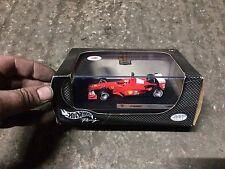 Hot Wheels Racing 1/43 Scale Ferrari F1-2001 Michael Schumacher No 50213