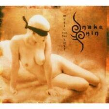 SNAKESKIN - MUSIC FOR THE LOST  CD  13 TRACKS ROCK/POP NEUF