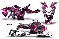 AMR Racing Sled Wrap Polaris Axys Snowmobile Graphics Sticker Kit 2015+ SWIFT PK