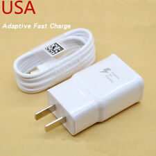 OEM SAMSUNG FAST CHARGER+TYPE C USB CABLE FOR SAMSUNG GALAXY TAB S3 TABLET