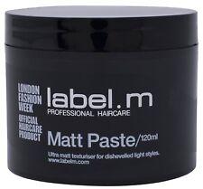Label M Matt Paste 120 Ml -