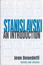 Stanislavski, An Inroduction (Performance Books)-ExLibrary